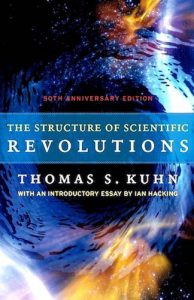 The Structure of Scientific Revolutions' by Thomas S. Kuhn