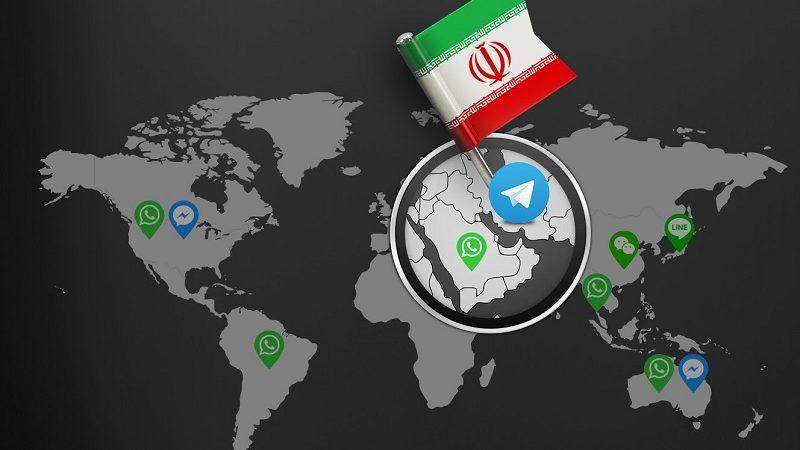 آخرین آمار فعالیت کاربران ایرانی تلگرام منتشر شد