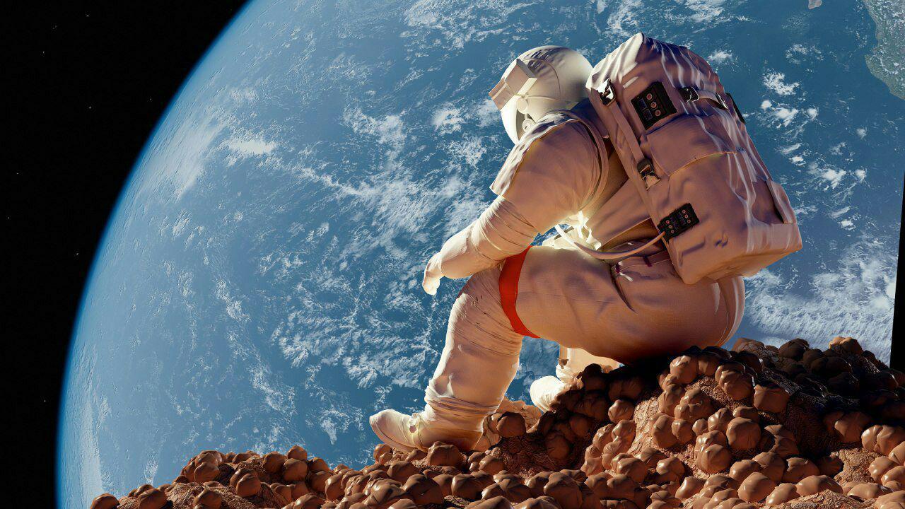 فضانوردان ناسا چقدر حقوق می گیرند؟