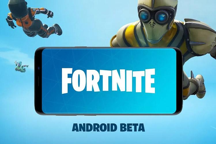 آموزش نصب بازی Fortnite روی گوشیهای اندروید